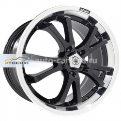 Диск Konig 7,5x18 5x114,3 ET35 D73,1 Within (SF25) GBLPZ