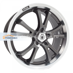 Диск Konig 7x17 5x100 ET40 D73,1 Within (SF25) MGMLP