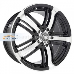 Диск Konig 7x17 5x105/5x114,3 ET40 D73,1 Further (SF68) GBFP
