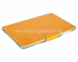 Кожаный чехол для iPad mini Yoobao iFashion Leather Case, цвет yellow