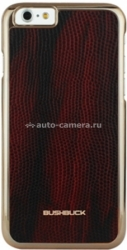 Кожаный чехол-накладка для iPhone 6 Bushbuck Baronage Special Edition Hard, цвет Red (IP6BESRD)