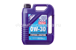 Масло Liqui Moly 0W-30 Synthoil Longtime 1172, 5л