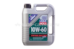 Масло Liqui Moly 10W-60 SYNTHOIL RACE TECH GT 1 1391, 5л
