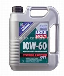 Масло Liqui Moly 10W-60 SYNTHOIL RACE TECH GT 1 1944, 5л
