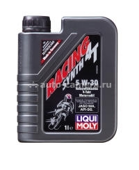 Масло Liqui Moly 5W-30 Racing Synth 4T 7538, 1л