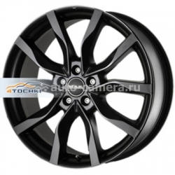 Диск MAK 7x17 5x108 ET45 D63,4 Highlands Matt Black