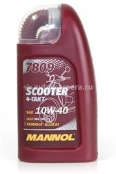 Масло Mannol 10W-40 4-Takt Scooter 4036021102344, 1л
