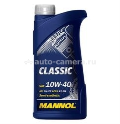 Масло Mannol 10W-40 Classic, 1л