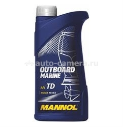 Масло Mannol Outboard Marine 4036021101750, 1л
