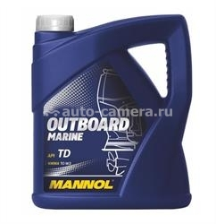 Масло Mannol Outboard Marine 4036021401751, 4л