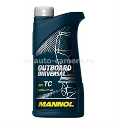 Масло Mannol Outboard Universal, 1л