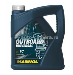 Масло Mannol Outboard Universal 4036021401775, 4л