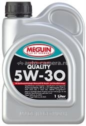 Масло Meguin 5W-30 Quality 6566, 1л