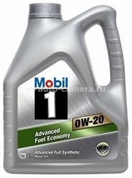 Масло Mobil 0W-20 Advanced Fuel Economy 152043, 4л