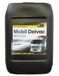 Масло Mobil 10W-40 DELVAC MX EXTRA 144718, 20л