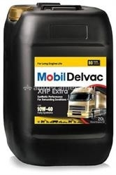 Масло Mobil 10W-40 Delvac XHP Extra 121737, 20л