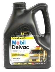 Масло Mobil 10W-40 DELVAC  XHP EXTRA 148369, 4л