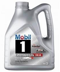 Масло Mobil 10W-60 EXTENDED LIFE, 4л