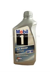 Масло Mobil 5W-30 High Mileage 071924149991, 0.946л