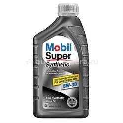 Масло Mobil 5W-30 Super Synthetic, 0.946л