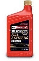 Масло Motorcraft 5W-30 Full Synthetic Motor Oil XO-5W30-QFS, 1л