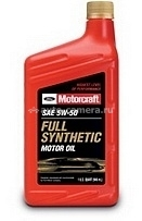 Масло Motorcraft 5W-50 Full Synthetic Motor Oil XO5W50QGT, 1л