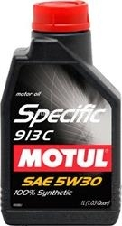 Масло Motul 5W-30 SPECIFIC FORD 913 C 102648, 1л
