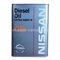 Масло Nissan 10W-30 Extra Save-X KLBD0-10302, 20л