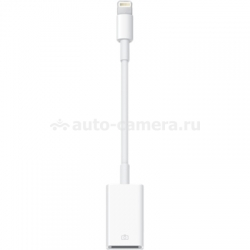 Оригинальный переходник Apple Lightning to USB Camera Adapter (MD821ZM/A)