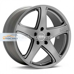Диск OZ 10x22 5x112 ET54 D79 Canyon ST Matt Graphite Silver