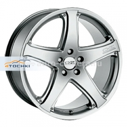 Диск OZ 10x22 5x120 ET40 D79 Canyon ST Metal Silver