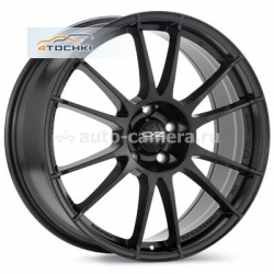 Диск OZ 8x17 5x114,3 ET40 D75 Ultraleggera Matt Black