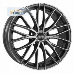 Диск OZ 8x18 5x112 ET35 D75 Italia 150 Matt Dark Graphite