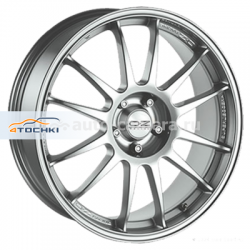 Диск OZ 8x18 5x120 ET40 D79 Superleggera Oz Race Silver
