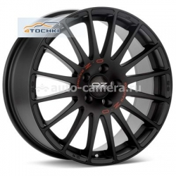 Диск OZ 8x19 5x112 ET48 D75 Superturismo GT Black