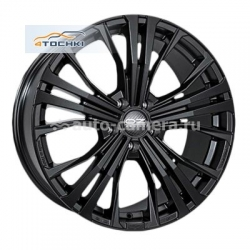 Диск OZ 9,5x20 5x112 ET52 D79 Cortina Matt Black