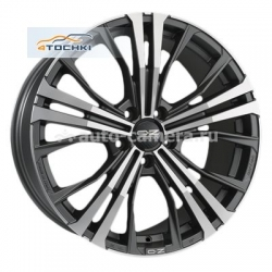 Диск OZ 9,5x20 5x112 ET52 D79 Cortina Matt Dark Graphite