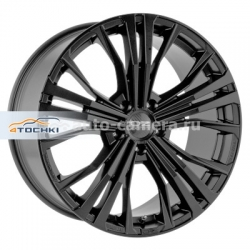 Диск OZ 9x19 5x120 ET26 D79 Cortina Matt Black