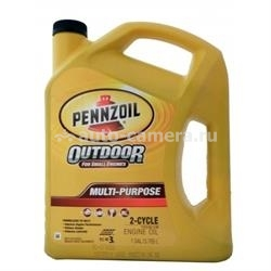 Масло Pennzoil OUTDOOR MULTI-PURPOSE 2-CYCLE PREMIUM ENGINE OIL 071611907729, 3.785л