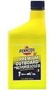 Масло Pennzoil OUTDOOR MULTI-PURPOSE 2-CYCLE PREMIUM ENGINE OIL 071611938556, 0.409л