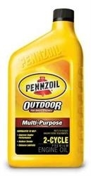 Масло Pennzoil OUTDOOR MULTI-PURPOSE 2-CYCLE PREMIUM ENGINE OIL 071611938570, 0.946л