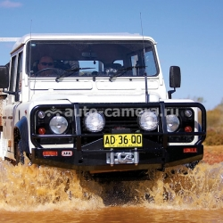 Передний силовой бампер ARB для Land Rover Defender
