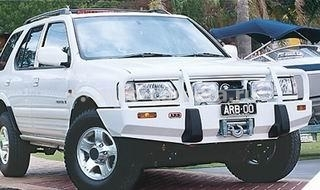 Передний силовой бампер ARB для Isuzu Rodeo после 1998 г