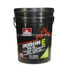 Масло Petro-Canada 15W-40 Duron E XL Synthetic Blend 2200000013828, 20л