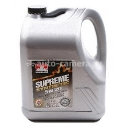 Масло Petro-Canada 5W-20 Supreme Synthetic 055223610130, 4л