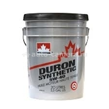 Масло Petro-Canada 5W-40 Duron Synthetic 2200000013781, 20л