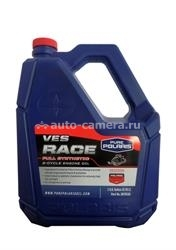 Масло Polaris VES Race Full Synthetic 2-cycle Oil 2878191, 3.78л
