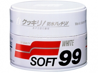 Полироль Soft Wax White