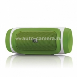 Портативная колонка для iPad, iPhone, iPod, Samsung и HTC JBL Charge, цвет green (JBLCHARGEGREENEU)