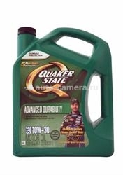 Масло QuakerState 10W-30 Advanced Durability 550028514, 4.826л